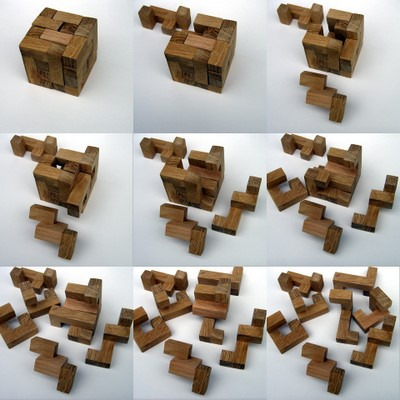 Interlocking Cube