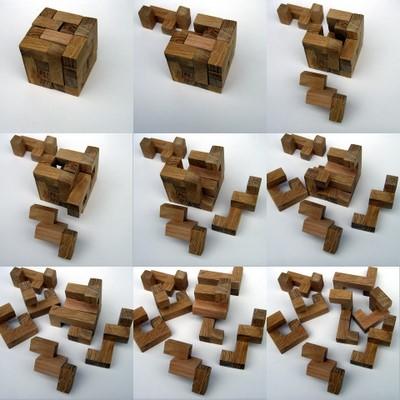 Interlocking Cube
