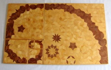 Mathématiques: Spirale d'or
