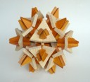 casse-tete - grand dodecaedre etoile gyb - guy brette