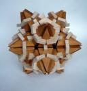casse-tete - petit dodecaedre etoile gyb - guy brette